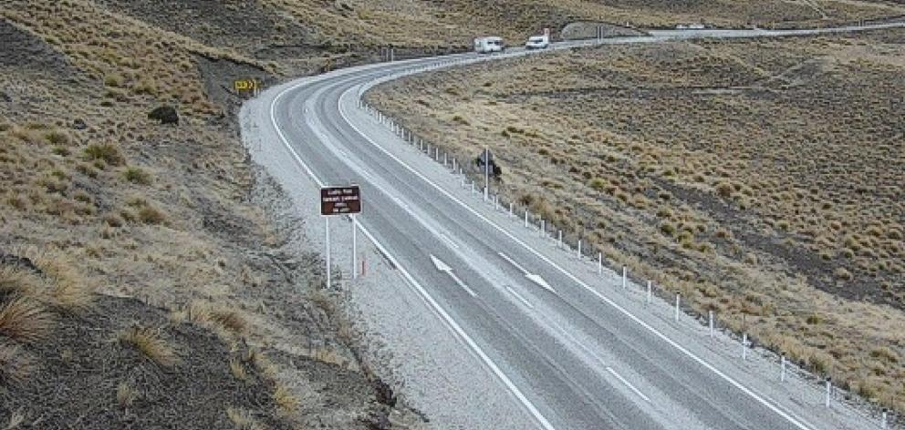 Lindis Pass. Photo: ODT files