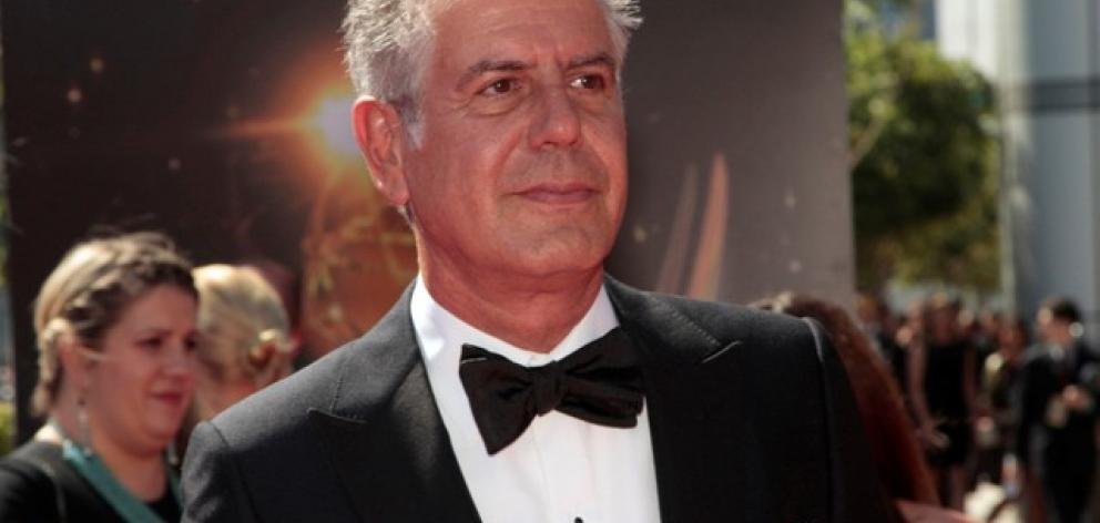 Celebrity chef and television host Anthony Bourdain has died. Photo: Reuters