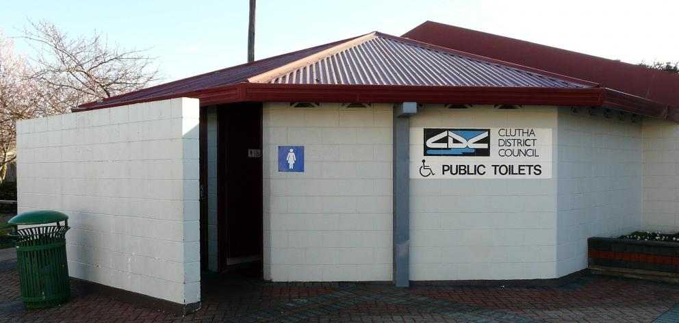 Milton's Stewart Reserve toilet block is earmarked for a $550,000 overhaul to full destination...