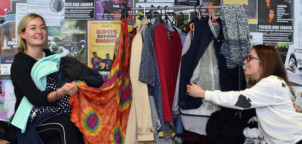 Swapping for sustainability | Otago Daily Times Online News