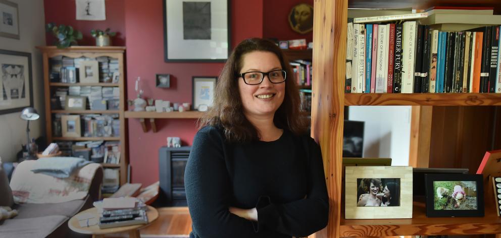 Dr Emily Duncan has been named as the next University of Otago Robert Burns Fellow. PHOTO: GREGOR...