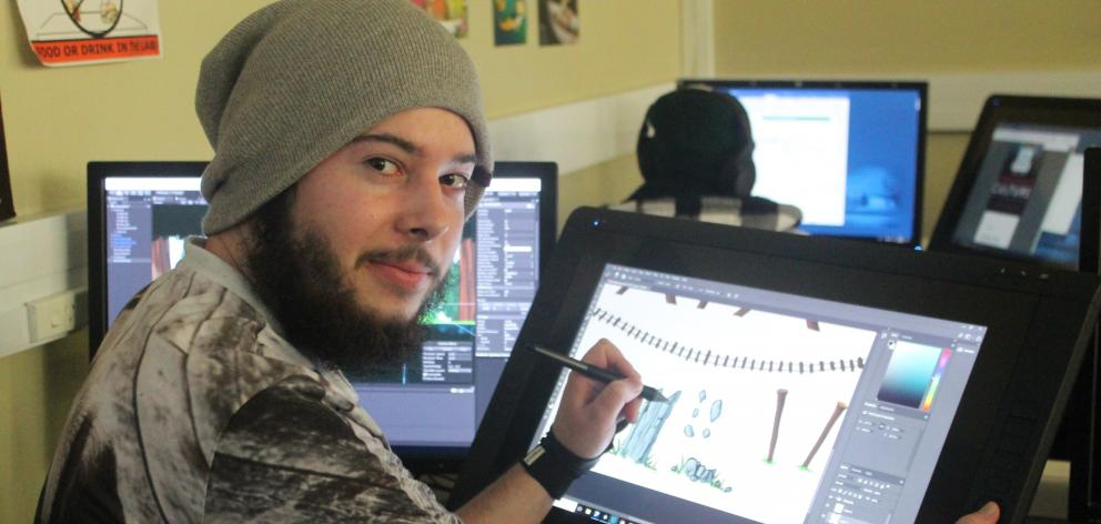 Sit To Offer Gaming Animation Courses Otago Daily Times
