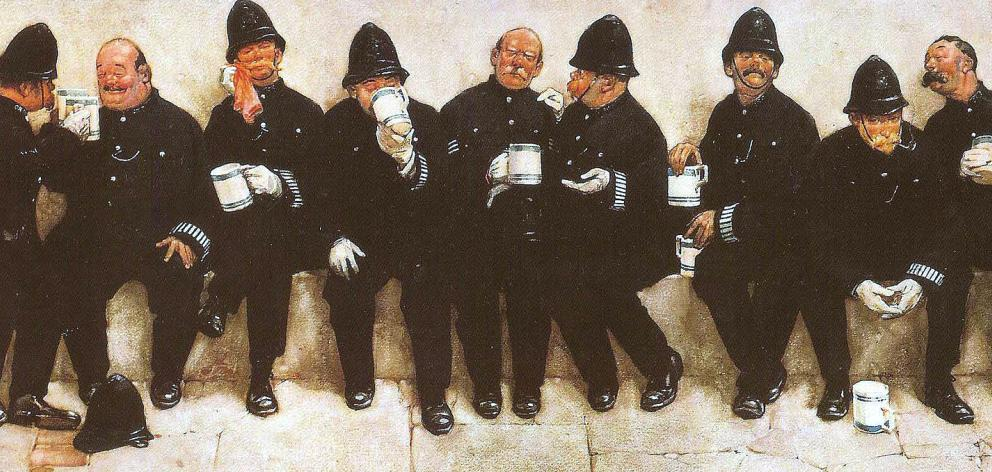 Nine Pints of the Law.
