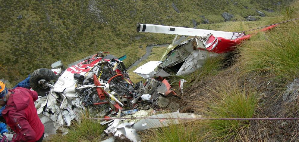 The Civil Aviation Authority has concluded the fatal crash of a Cessna 185 in the north branch of...