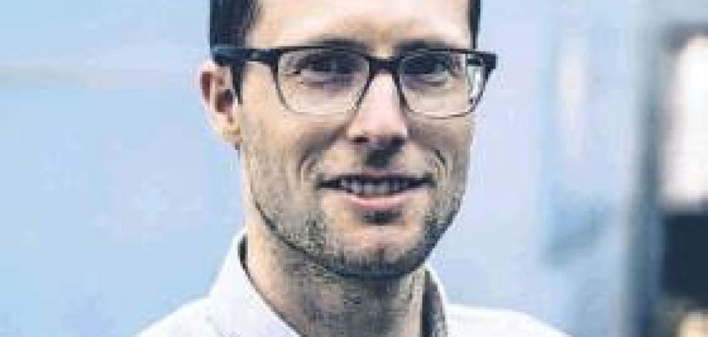 Helpful skills . . . Product designer Adam Moody says Otago Polytechnic focused on practical...
