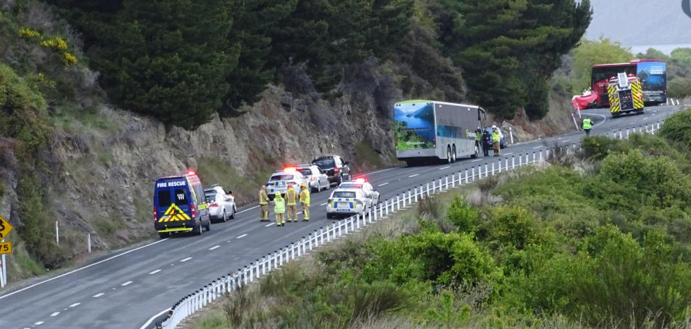 One dead after bus crushes car | Otago Daily Times Online News
