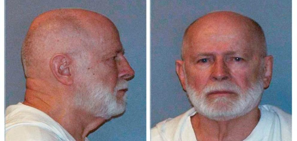"Former mob boss and fugitive James ""Whitey"" Bulger. Photo: US Marshals Service via Reuters"