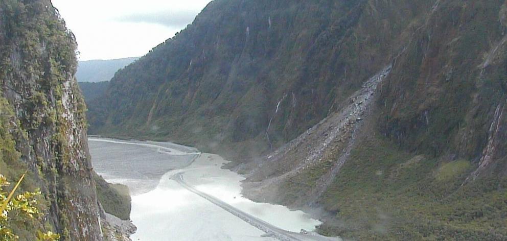 Fox Glacier. Photo: Supplied