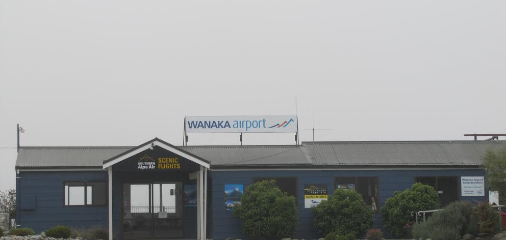 Wanaka Airport. Photo: Mark Price