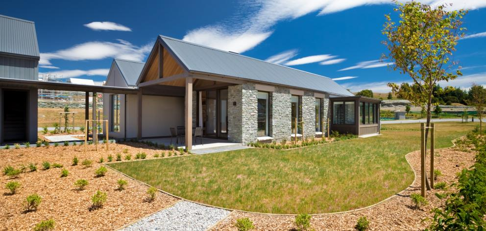 The award-winning Millbrook Country Club show home. Photo: Supplied