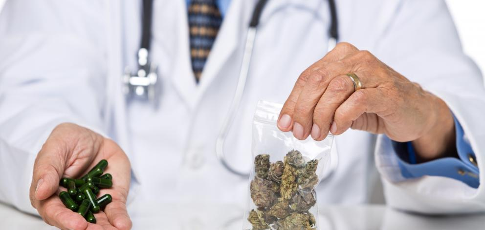 cannabis-medical-istock.jpg  Photo: Getty Images