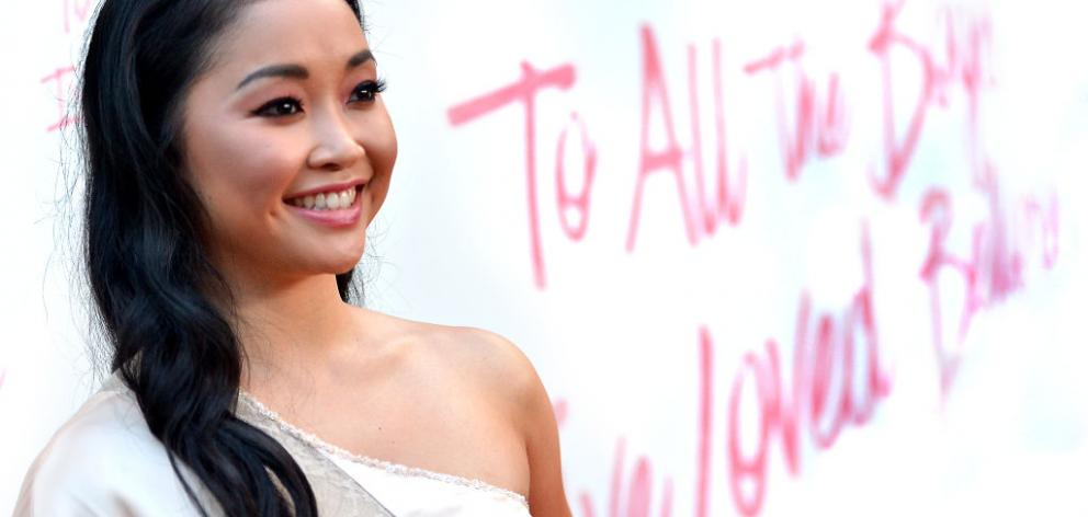 Lana Condor was the lead actress in Netflix's movie 'To All the Boys I've Loved Before'. Photo: Getty Images