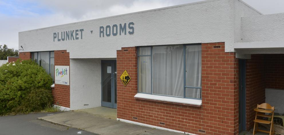The Mornington Plunket Rooms in Mailer St, Dunedin, are to be closed and sold. Photo: Gerard O'Brien