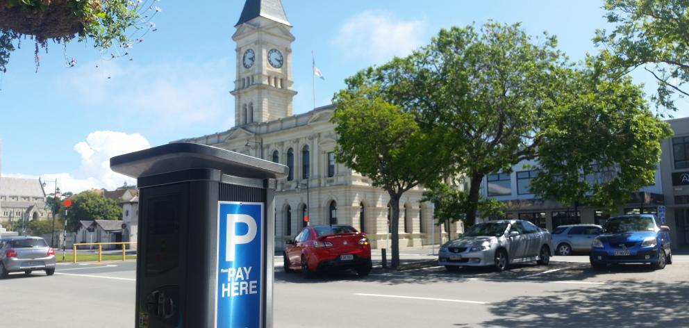 The Waitaki District council has given the green light to an online payment system for parking at...