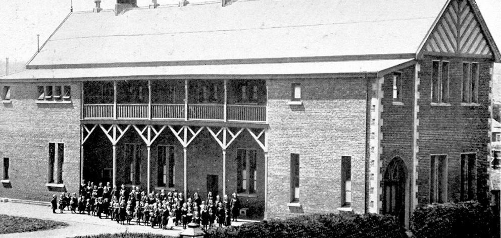 The St Vincent de Paul Orphanage for Girls in South Dunedin.