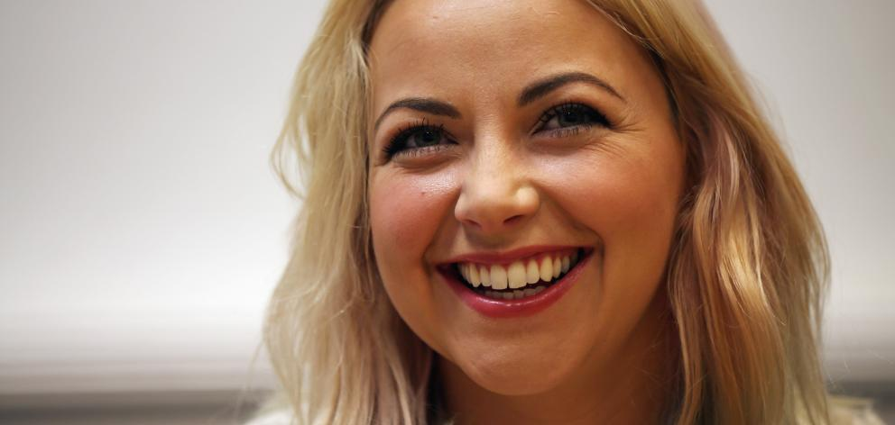 Author Dean Burnett spoke to Welsh singer Charlotte Church about dealing with fame and happiness....