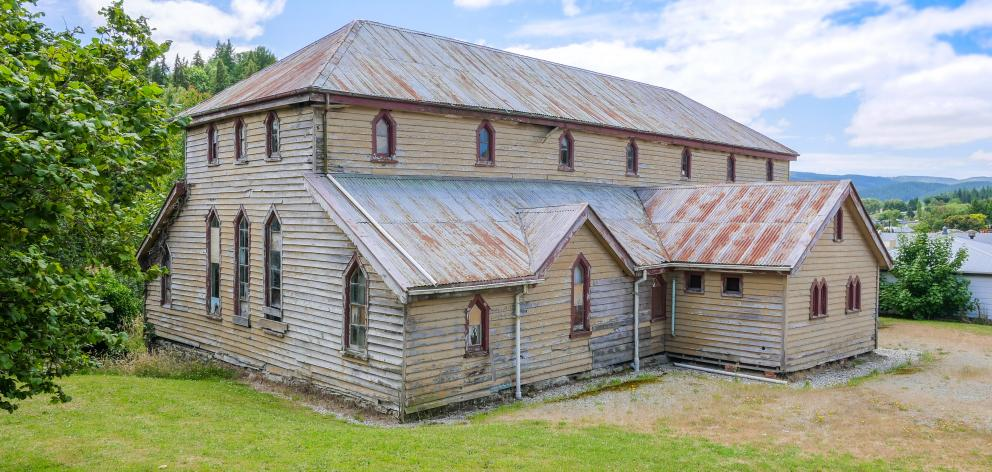 St Patrick's Church School and Hall, in Colonsay St, Lawrence, is now  for sale. It is owned by...