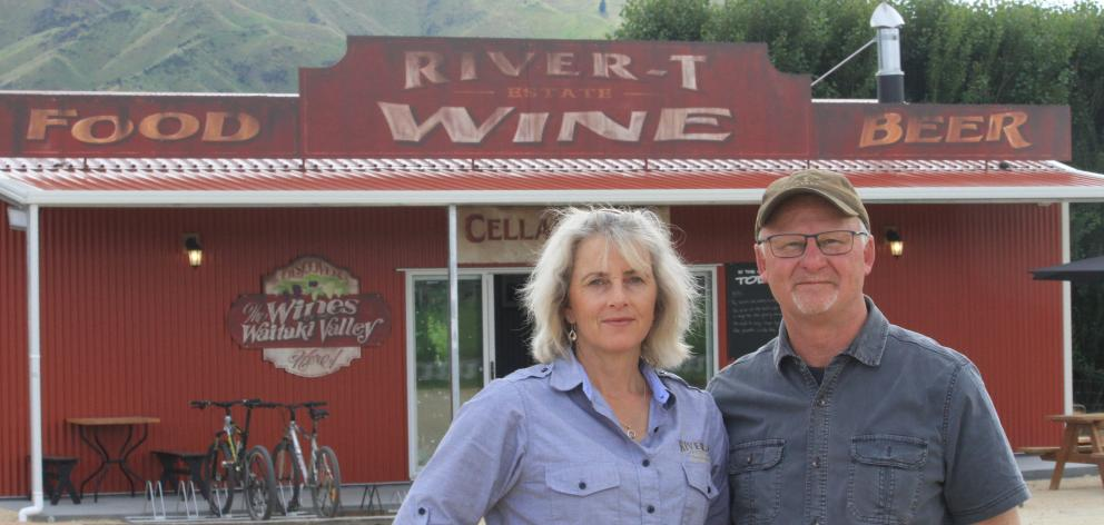 As Waitaki Valley North Otago is growing in reputation, River-T Estate Wines co-owners Karen...