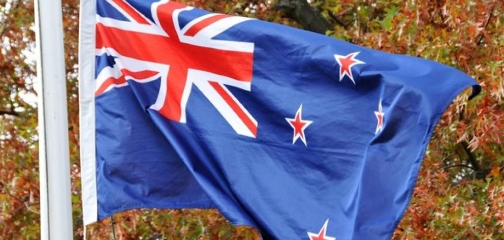 New Zealanders voted to retain the flag.