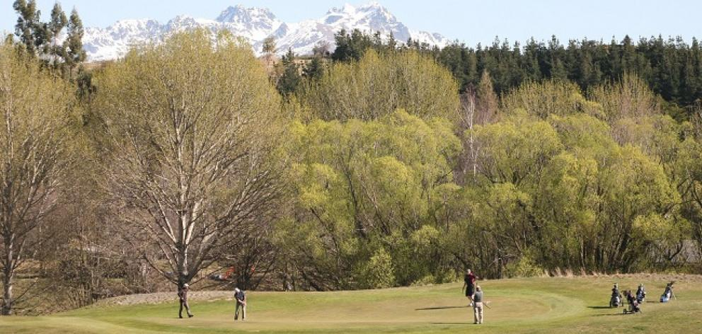 "NZ Golf chief executive Dean Murphy says NZ Golf is urging Arrowtown ""to consider a different path forward"". Photo: Mountain Scene"