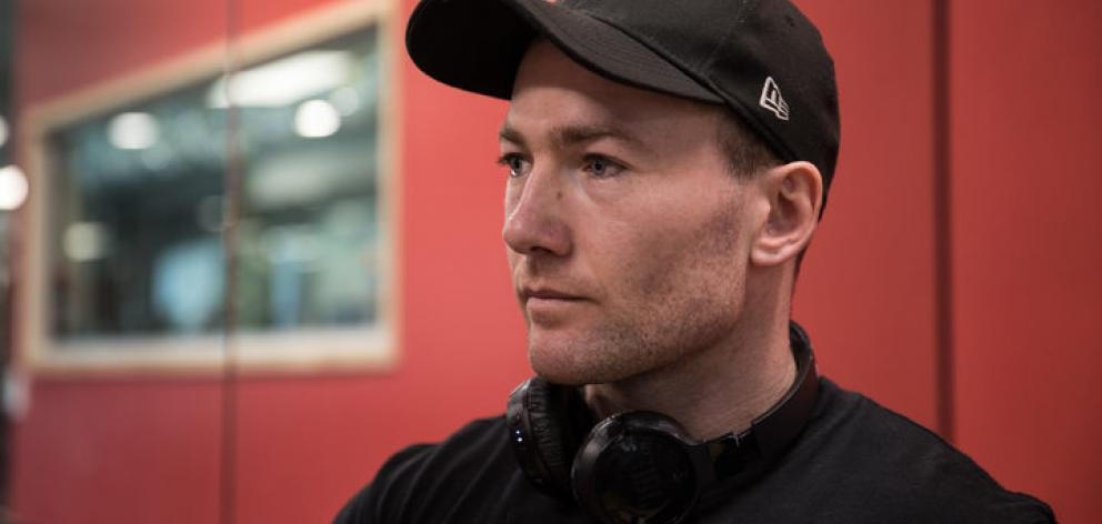 In 2014, Chris was released and he enrolled to study sports science. Photo: RNZ