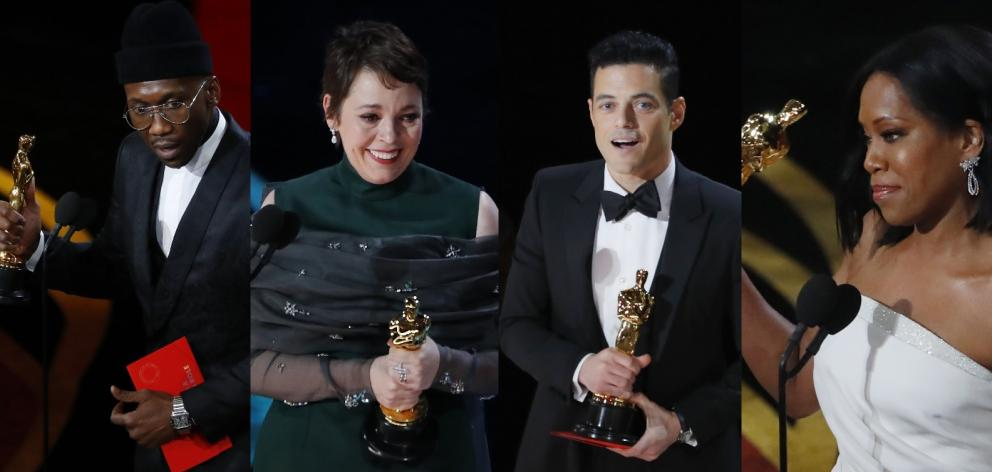 green book oscars