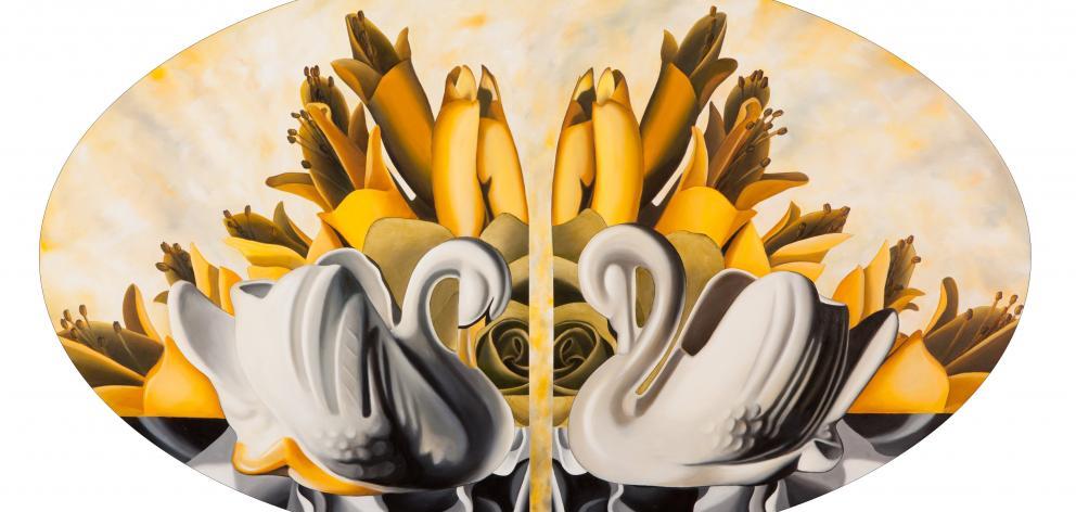 大黄和灵感。