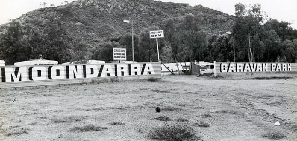 Moondarra Caravan Park