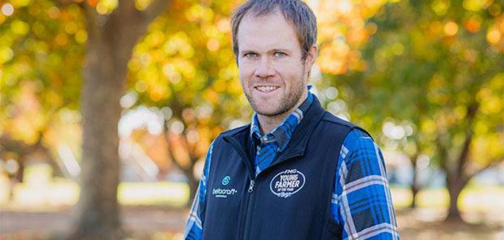 North Otago farmer Alan Harvey. Photo: Supplied