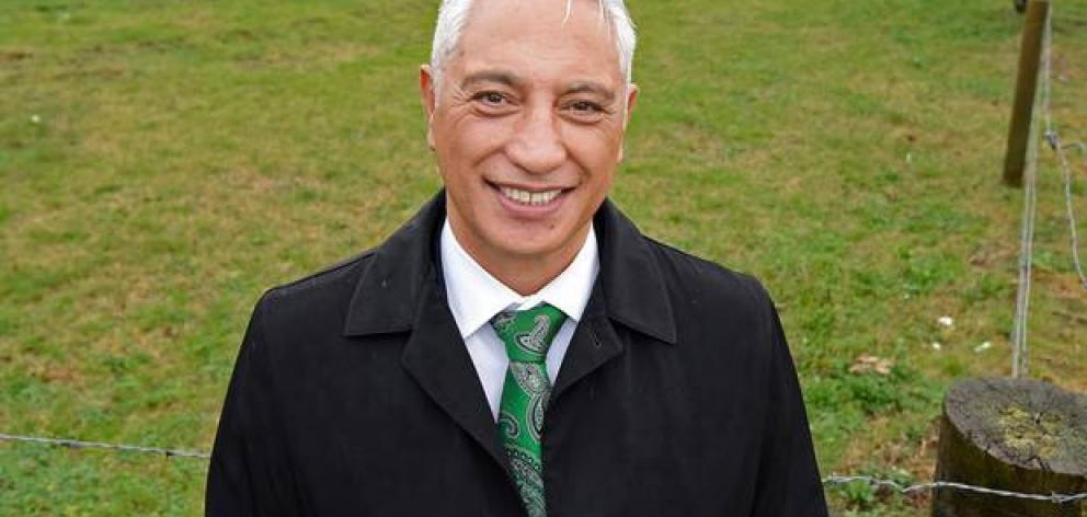 Alfred Ngaro could stand in the Botany seat, where National has the strongest party vote by far....
