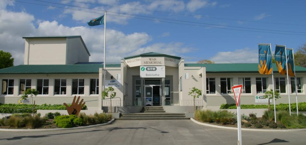One of the council's Service and Information Centres. PHOTO: CLUTHA DISTRICT COUNCIL