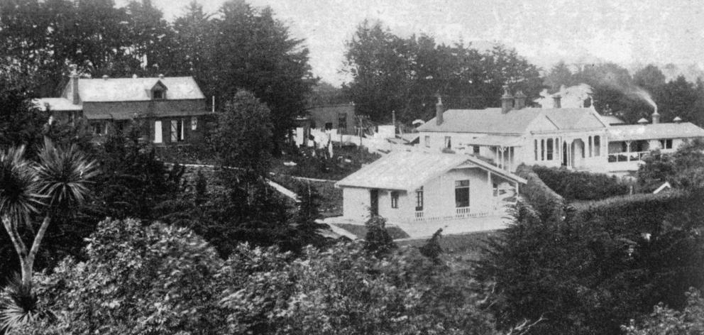The Karitane home for children at Anderson's Bay, Dunedin. - Otago Witness, 21.5.1919
