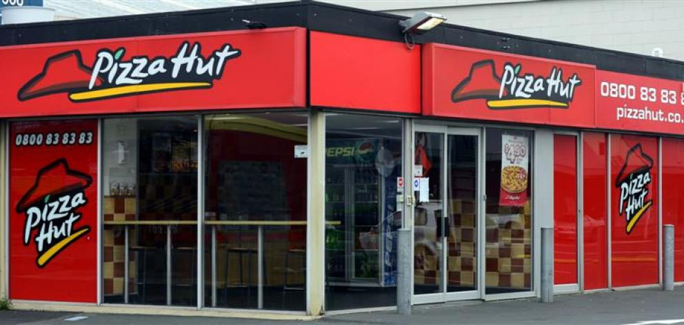 Pizza Hut margins are under scrutiny. Photo by Peter McIntosh.