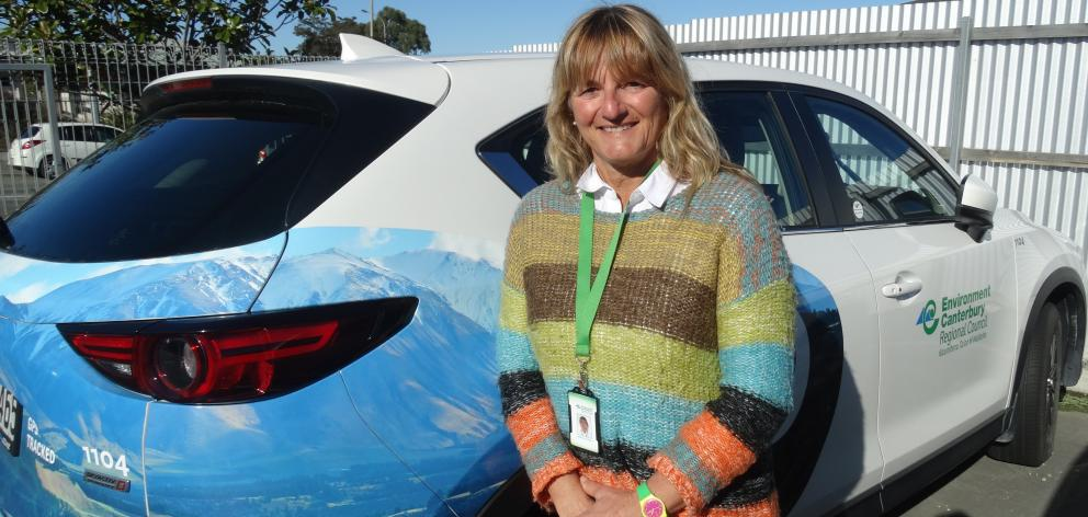 Isabelle Bromham says vehicle trusts are the lifeblood of small rural communities.