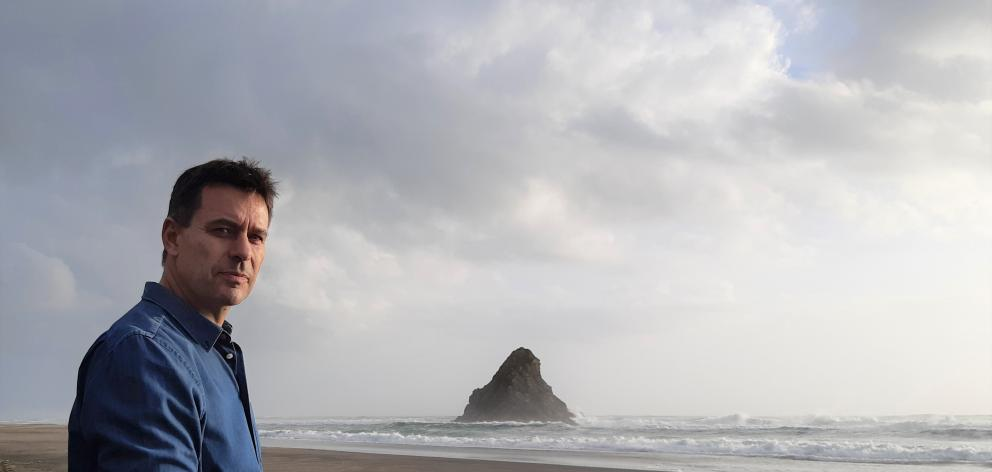 Jeff Murray's new novel imagines a world in which climate change puts New Zealand at the centre...
