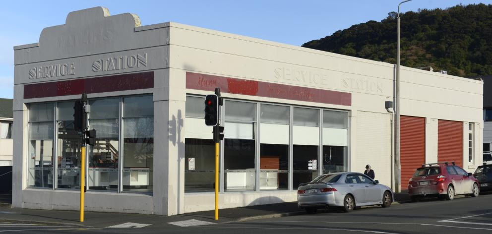 Coupland's Bakery has shut up shop in Dunedin North. Photos: Gerard O'Brien