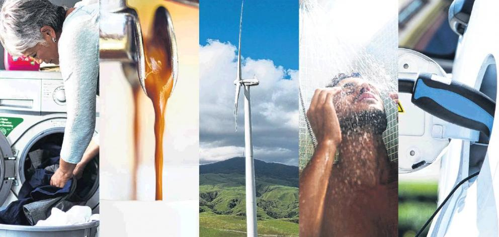Already 40% of this country's primary energy needs and 80% of our electricity comes from renewable sources. Photos: Getty Images