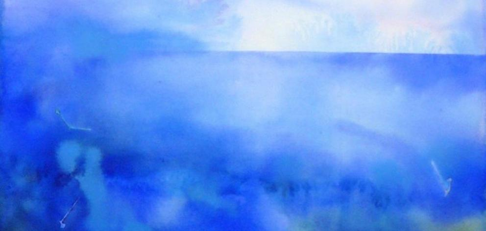 Coastal Scape, by Gary Tricker