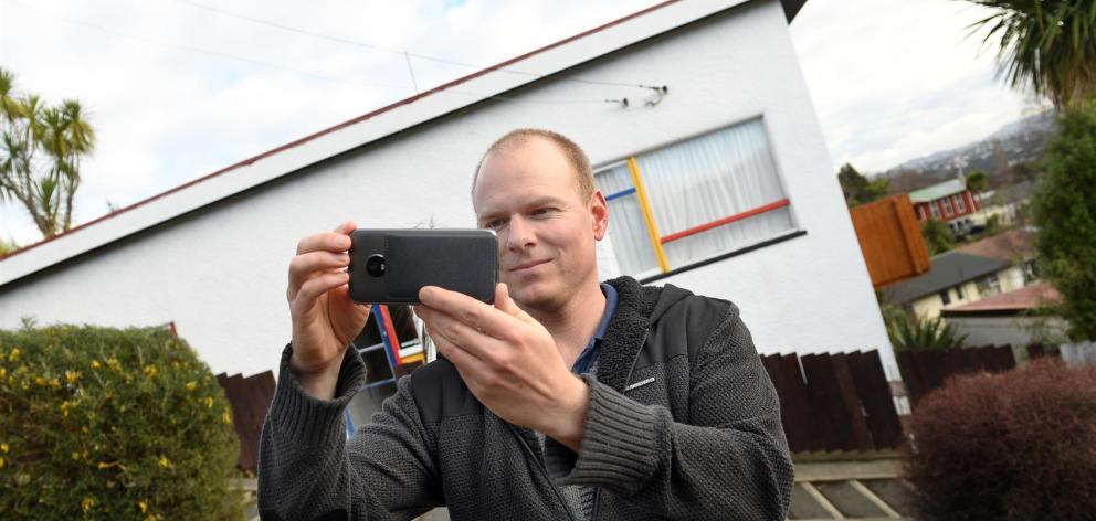Dunedin software developer Matthew Kraemer is hosting a light-hearted event at Baldwin St this...