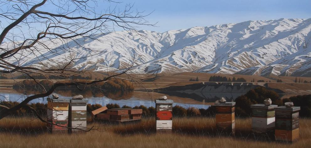 Clutha River, by Michael Hight