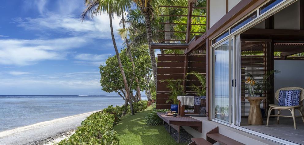 Shangri-La Resort & Spa has been renovated and reconfigured.