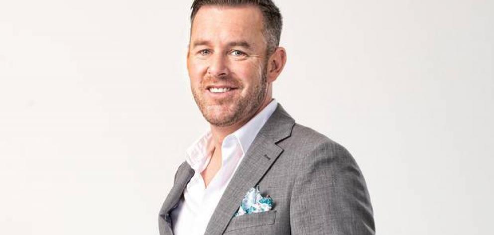 MAFS contestant Chris Mansfield. Photo: Three