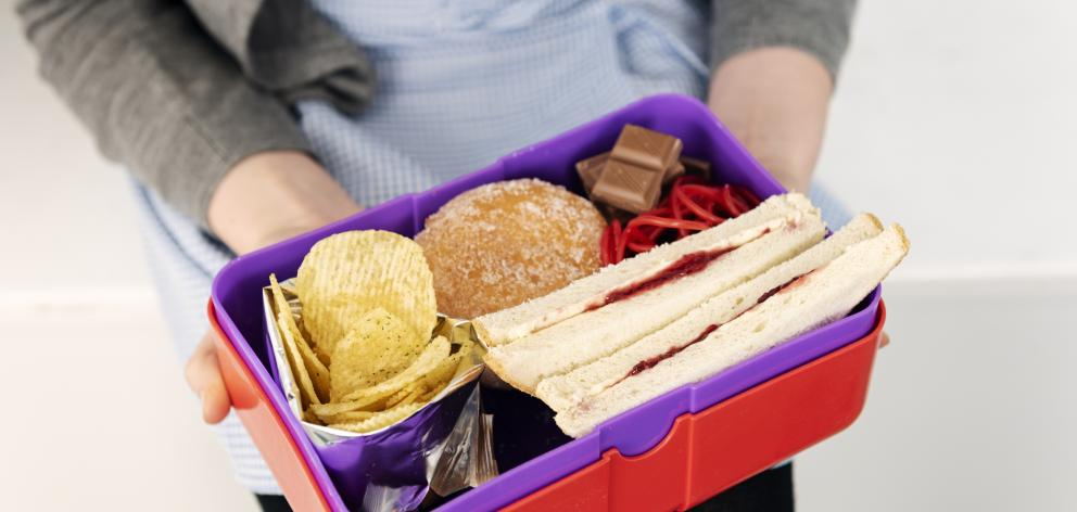 Teacher accused of taking 'unhealthy' food off kids | Otago Daily