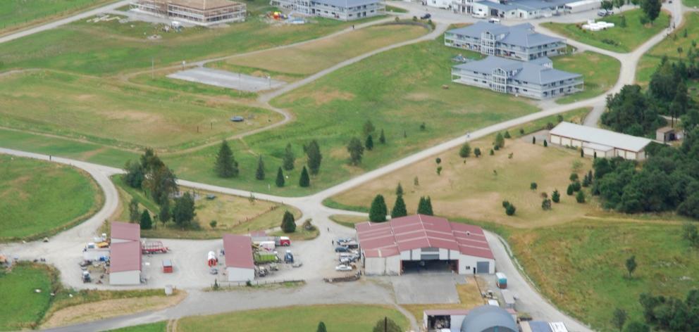 Gloriavale Christian Community. Photo: ODT files