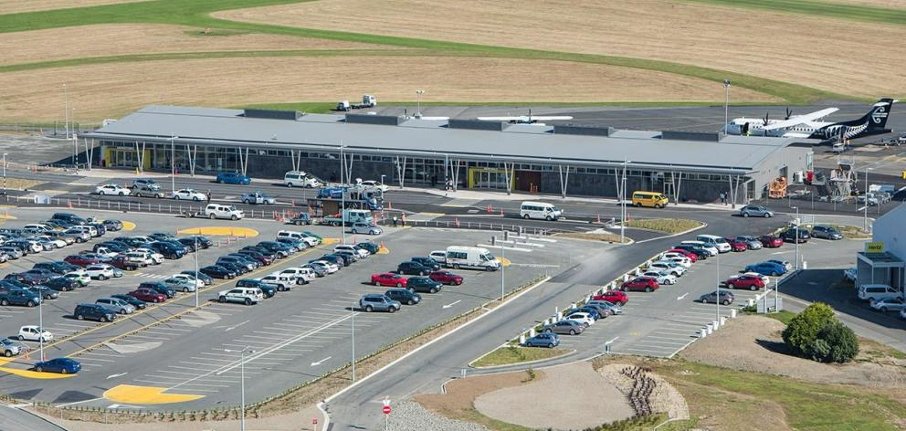 Fire crews were called to Invercargill Airport about 4pm today. Photo: ODT files