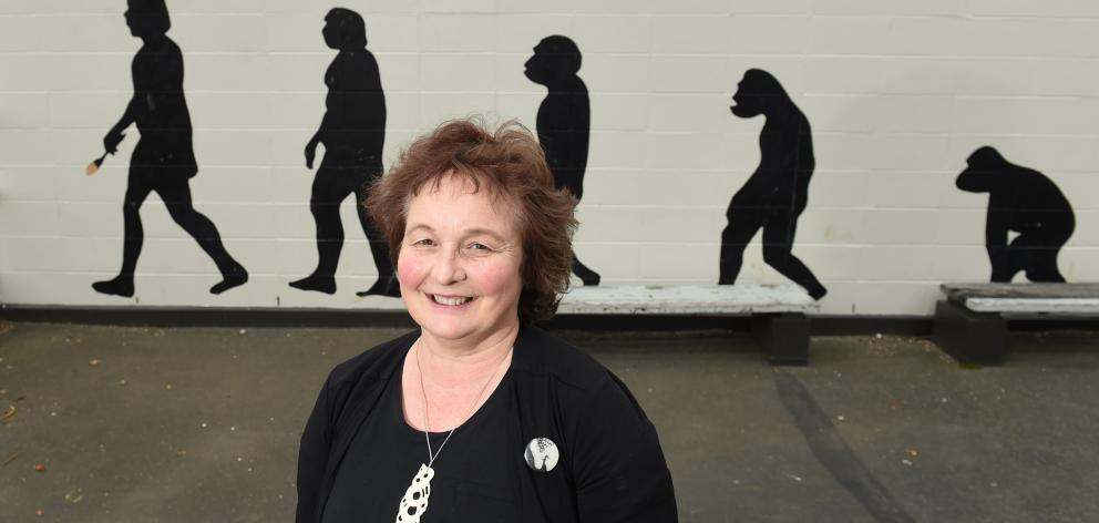 Bayfield High School principal Judith Forbes has resigned to become a Ministry of Education learning support manager for Otago and Southland schools. Photo: Gregor Richardson