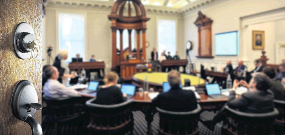 Dunedin's next mayor will have to heal the divisions of the last three years and do more to engage with the community. Photo: ODT file