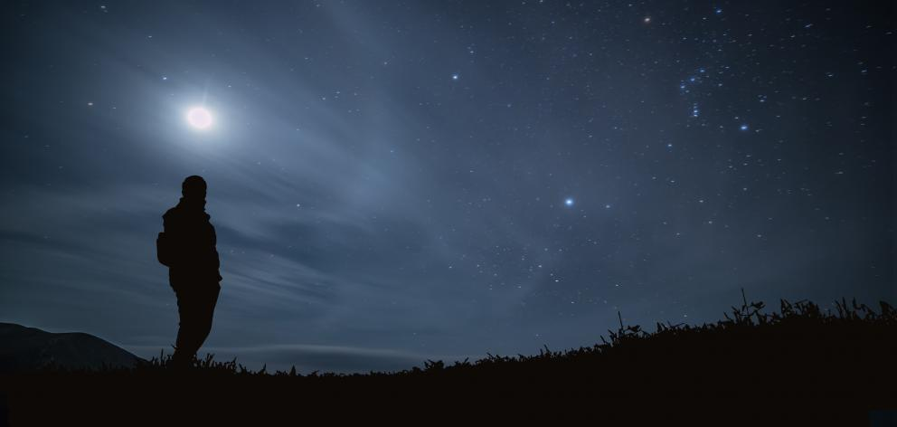 New Zealand has an amazing night sky. PHOTO: GETTY IMAGES