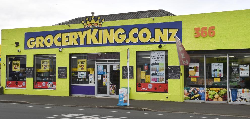 Grocery King has been fined over $50,000 for multiple employment breaches and other infractions. Photo: Gregor Richardson.