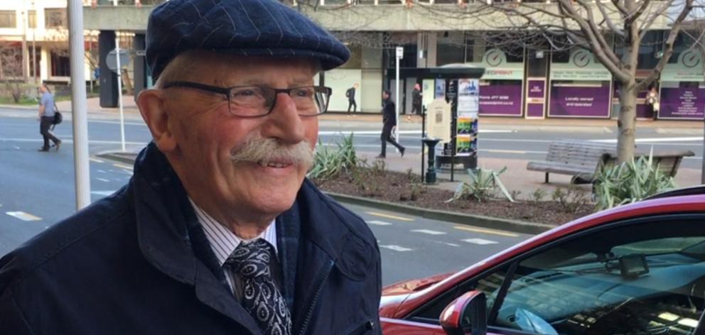 Boyd Klap immigrated to New Zealand after World War 2, spending some time in Dunedin before...